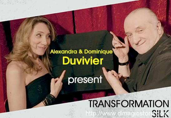 Transformation Silk by Dominic Duvivier
