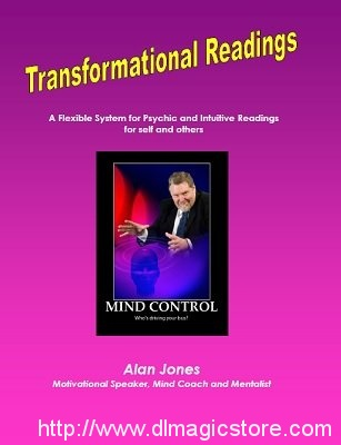 Transformational Readings by Alan Jones