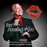 Traveling Kiss by Boris Wild
