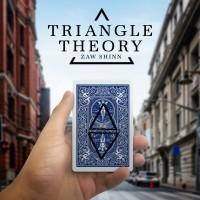 Mario Tarasini presents: Triangle Theory by Zaw Shinn (Instant Download)