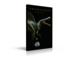 Trick Saurus by Yota Fukuda (3DVD sets) – Download version