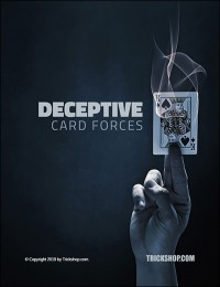 Trickshop – Deceptive card Forces