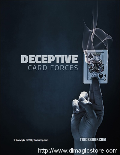 Trickshop – Deceptive card Forces
