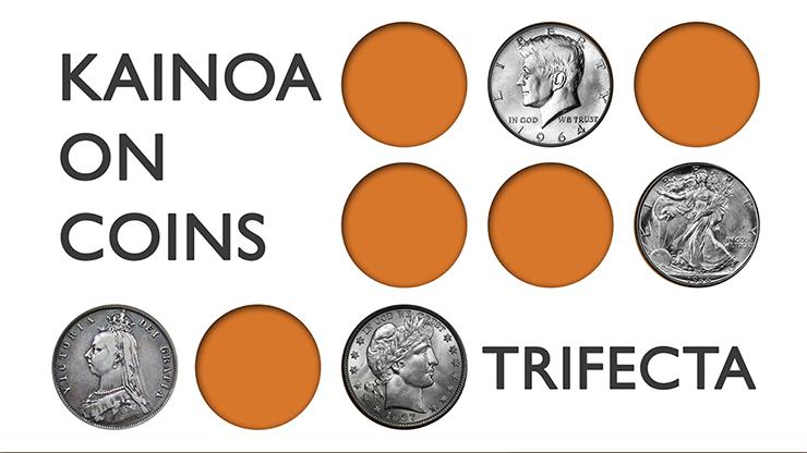 Kainoa on Coins: Trifecta