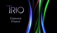 Trio with Cameron Francis