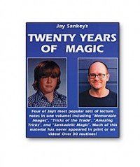 Twenty Years of Magic by Jay Sankey