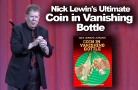 Ultimate Coin in Vanishing Bottle by Nick Lewin