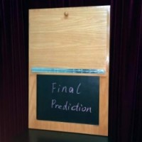 Ultimate Prediction Board