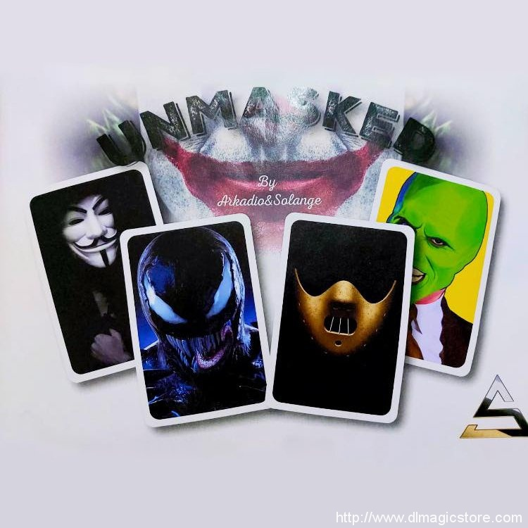 Unmasked by Arkadio and Solange