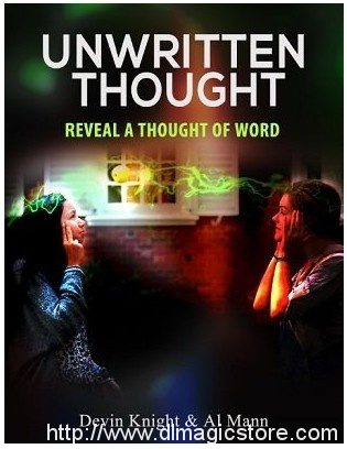 Unwritten Thought by Devin Knight & Al Mann