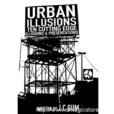 Urban Illusions by JC Sum