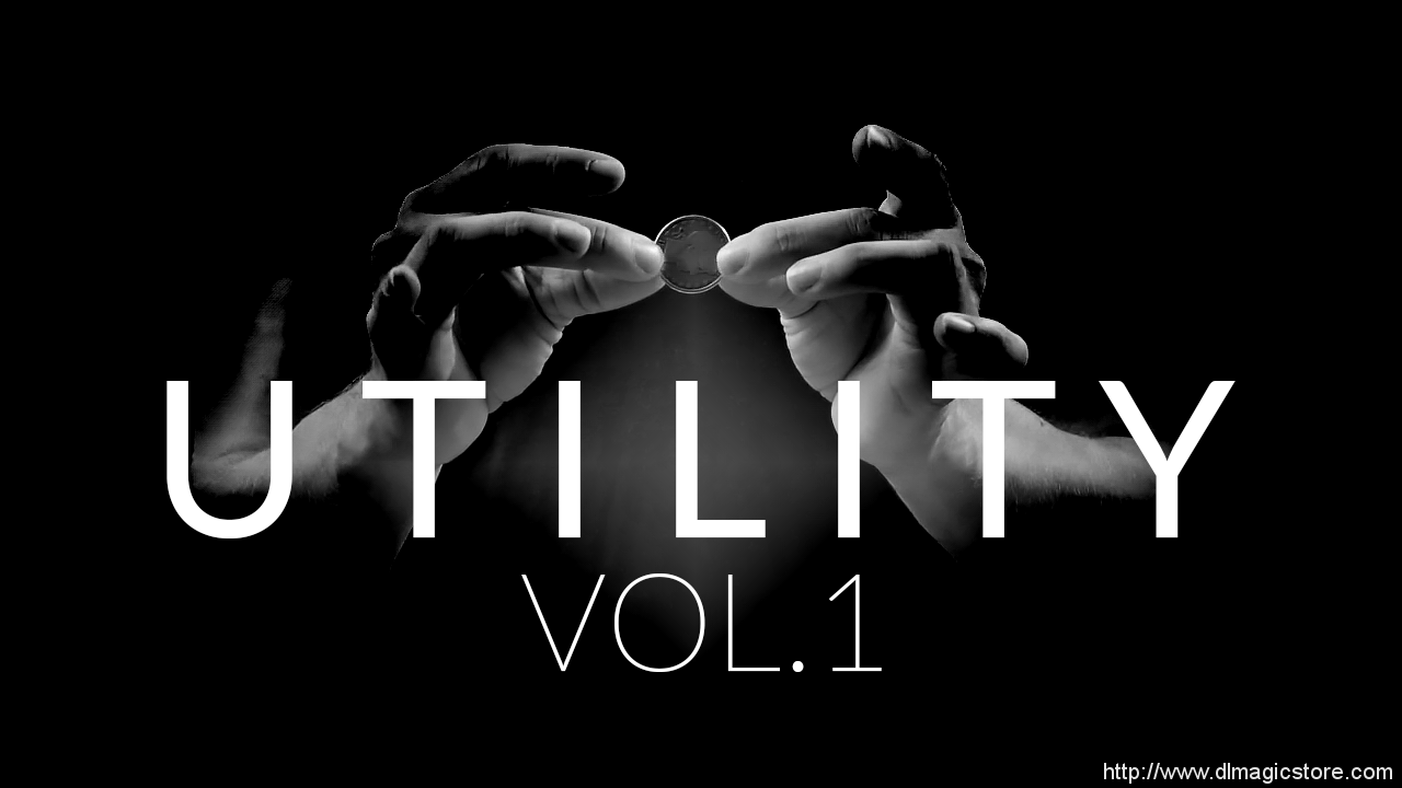 Utility Vol.1 By Miika Lehti (Instant Download)