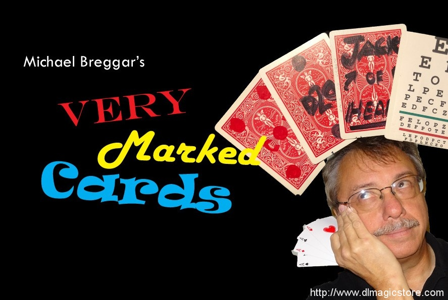 VERY MARKED CARDS by Michael Breggar