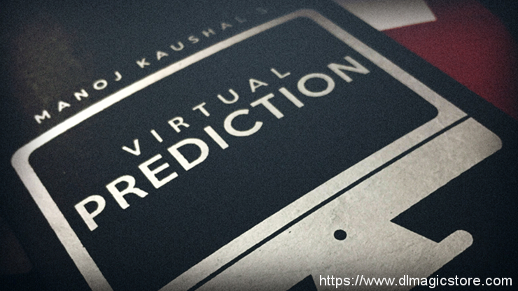 VIRTUAL PREDICTION by Manoj Kaushal (Gimmick Not Included)