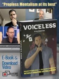 VOICELESS by Ali Foroutan