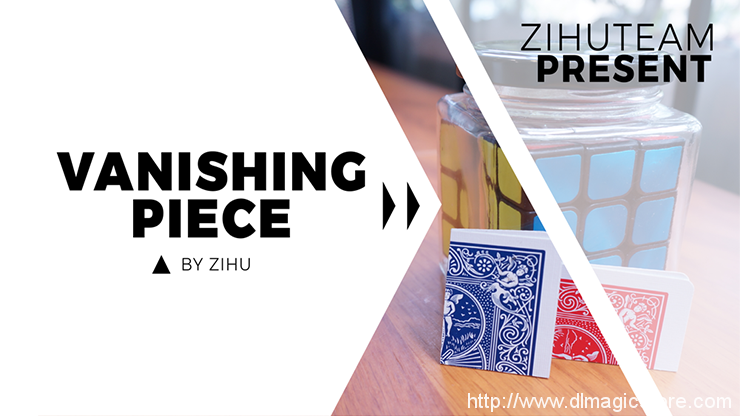 Vanishing Piece (Online Instructions) by Zihu