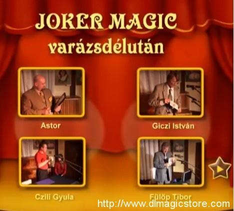 Varazs Delutan Fubor Tibor 2005 by Joker Magic