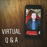 Virtual Q & A by Joe Diamond