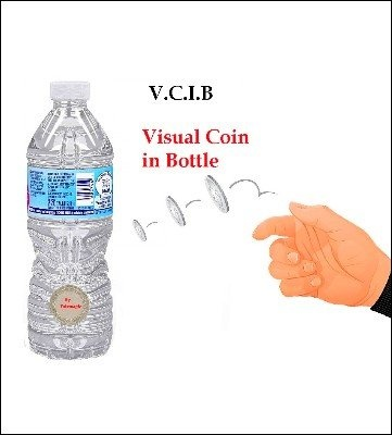 Visual Coin in Bottle by Ralf (Fairmagic) Rudolph