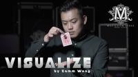 Visualize by Zamm Wong and Magiclism