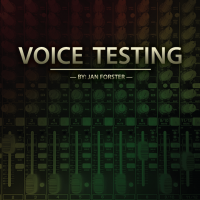 Voice Testing by Jan Forster (Instant Download)