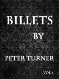Vol 4 Billets by Peter Turner Instant Download