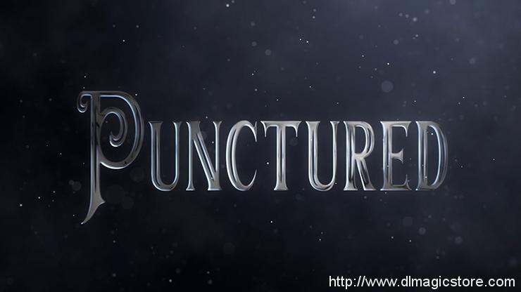 Vortex Magic Presents Punctured by Eric Bedard