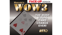 WOW 3.0 by Katsuya Masuda (Face-Up Version)