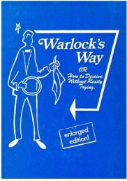 Warlock's Way By Peter Warlock