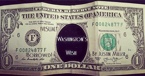 Washington's Wish by Justin Miller