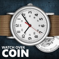 Watch Over Coin by Gregory Wilson