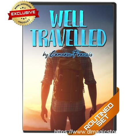 Well Travelled Routined Bundle by Cameron Francis – Video Download
