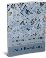 Winning Numbers (Pro Series Vol 1) by Paul Romhany