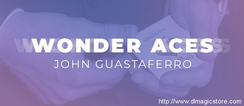 Wonder Aces by John Guastaferro