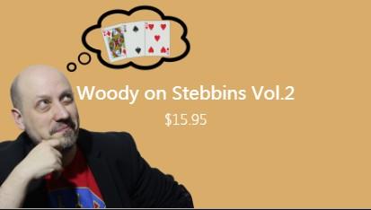 Woody on Stebbins Vol 2 by Woody Aragon