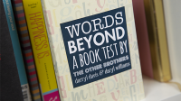 Words Beyond a Book Test by The Other Brothers