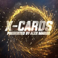 X Cards by Lee Earle Presented by Alexander Marsh (Instant Download)