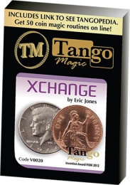 Xchange (Online Instructions ) V0020 by Eric Jones and Tango Magic