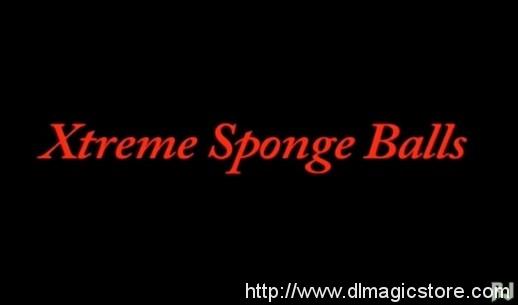 Xtreme (Sponge Balls) by Cantu
