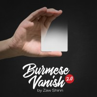 Zaw Shinn – Burmese Vanish 2.0 presents by Mario Tarasini