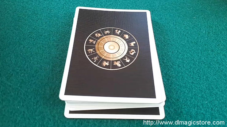 Zodiac by Paul Gordon (Gimmick Deck Not Included)