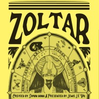 Zoltar by Shaun Dunn presented by Lewis Le Val