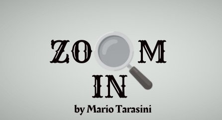 Zoom In by Mario Tarasini