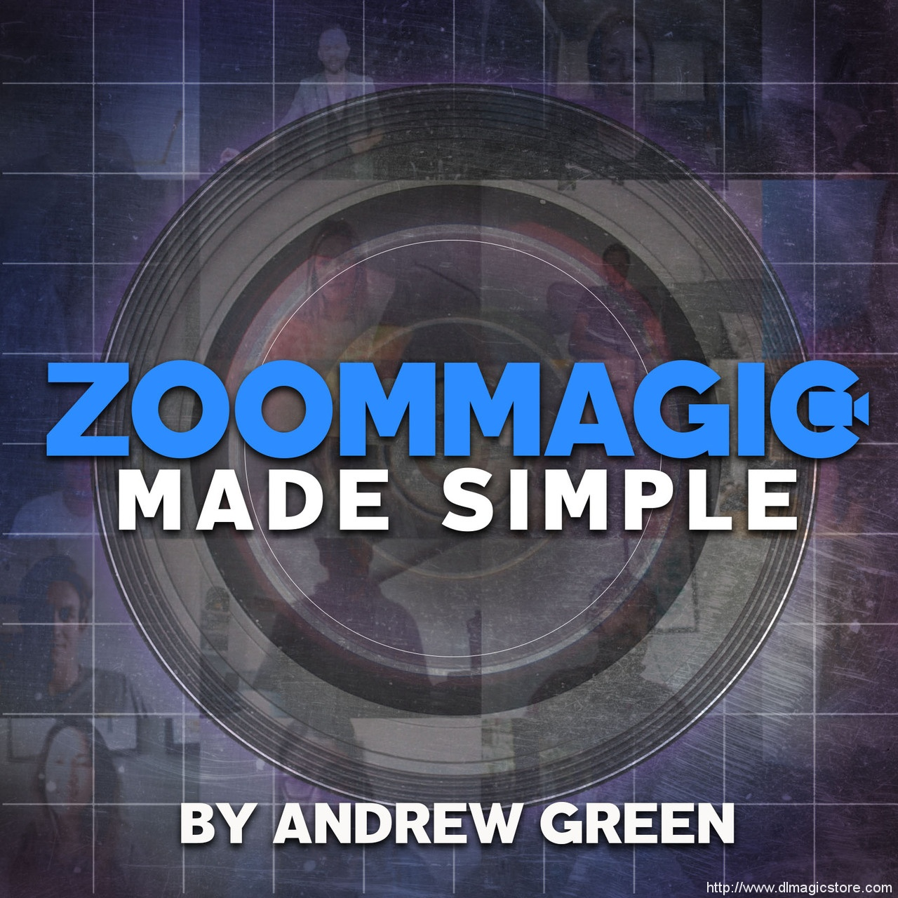 Zoom Magic Made Simple By Andrew Green (Instant Download)
