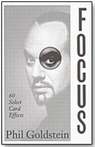Focus by Phil Goldstein