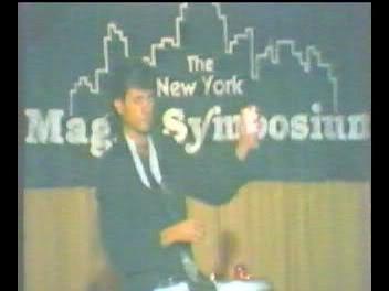 The 1987 New York Magic Symposium by Rocco Silano