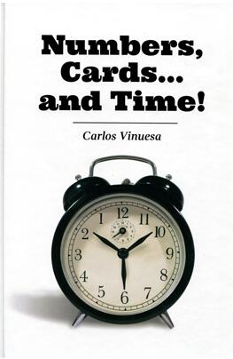 Numbers Cards and Time by Carlos Vinuesa