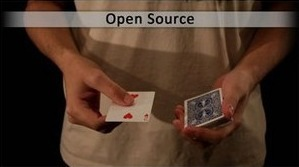 Open Source by Mystery Mark