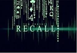 Recall by Tom Crosbie
