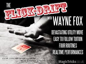 Flick Drift by Wayne Fox